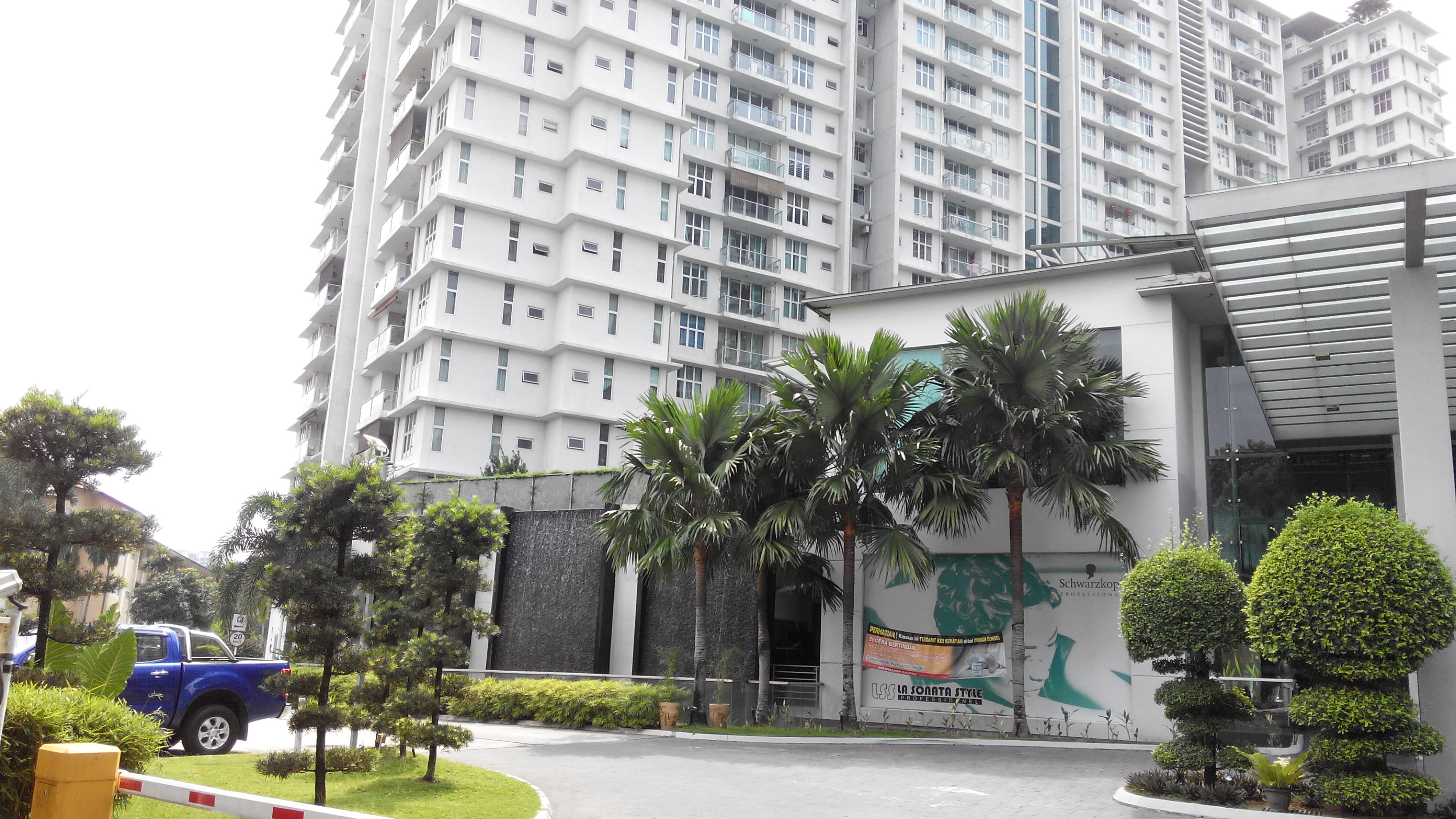 Luxury USJ One Avenue Condominium Yet Affordable Property Malaysia - Usj 1 location map