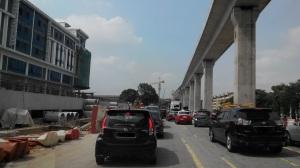 Traffic Jammed