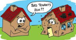 Bad tenant