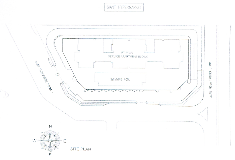Sfera Site plan
