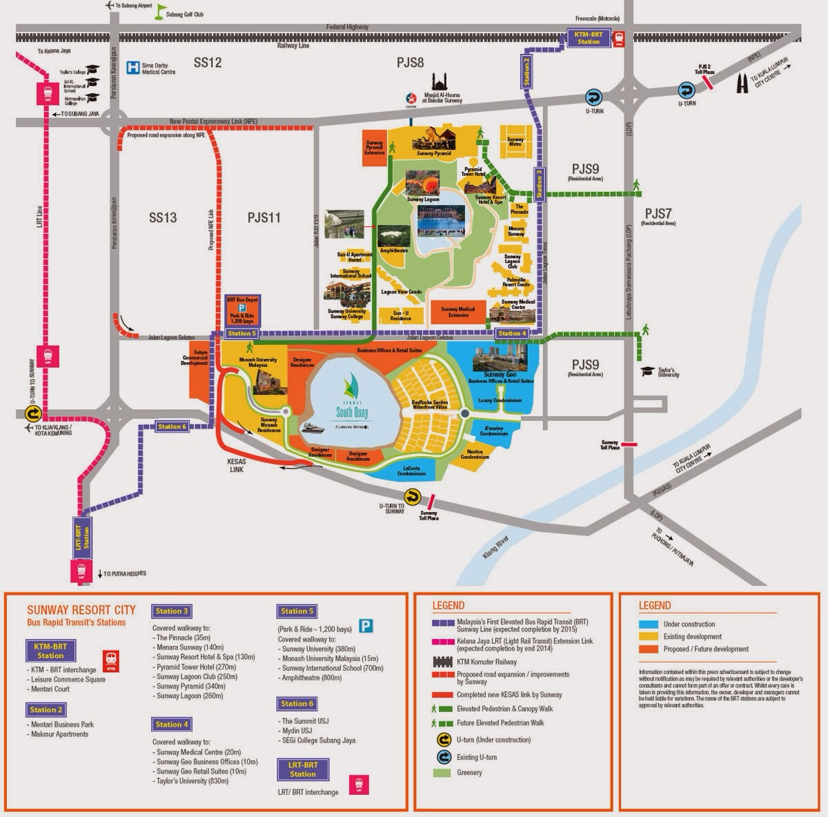 Sunway Resort Hotel Floor Plan Upcoming Theme Parks In