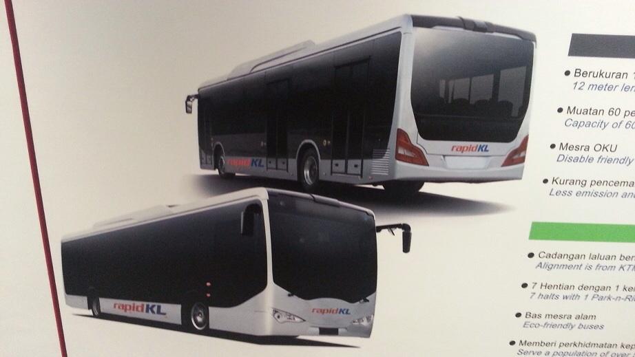 Bus Rapid Transit (BRT) - Sunway Line
