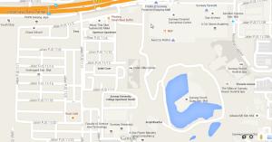 Sunway Indah Villa Map