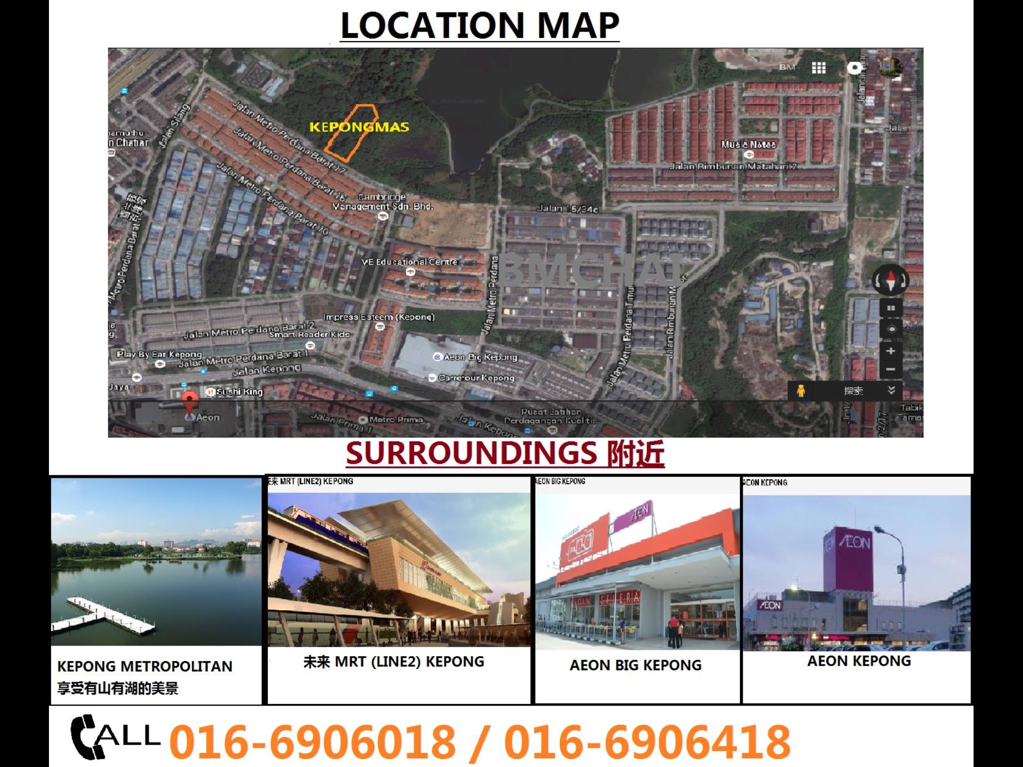 Most affordable property in KL Kepong