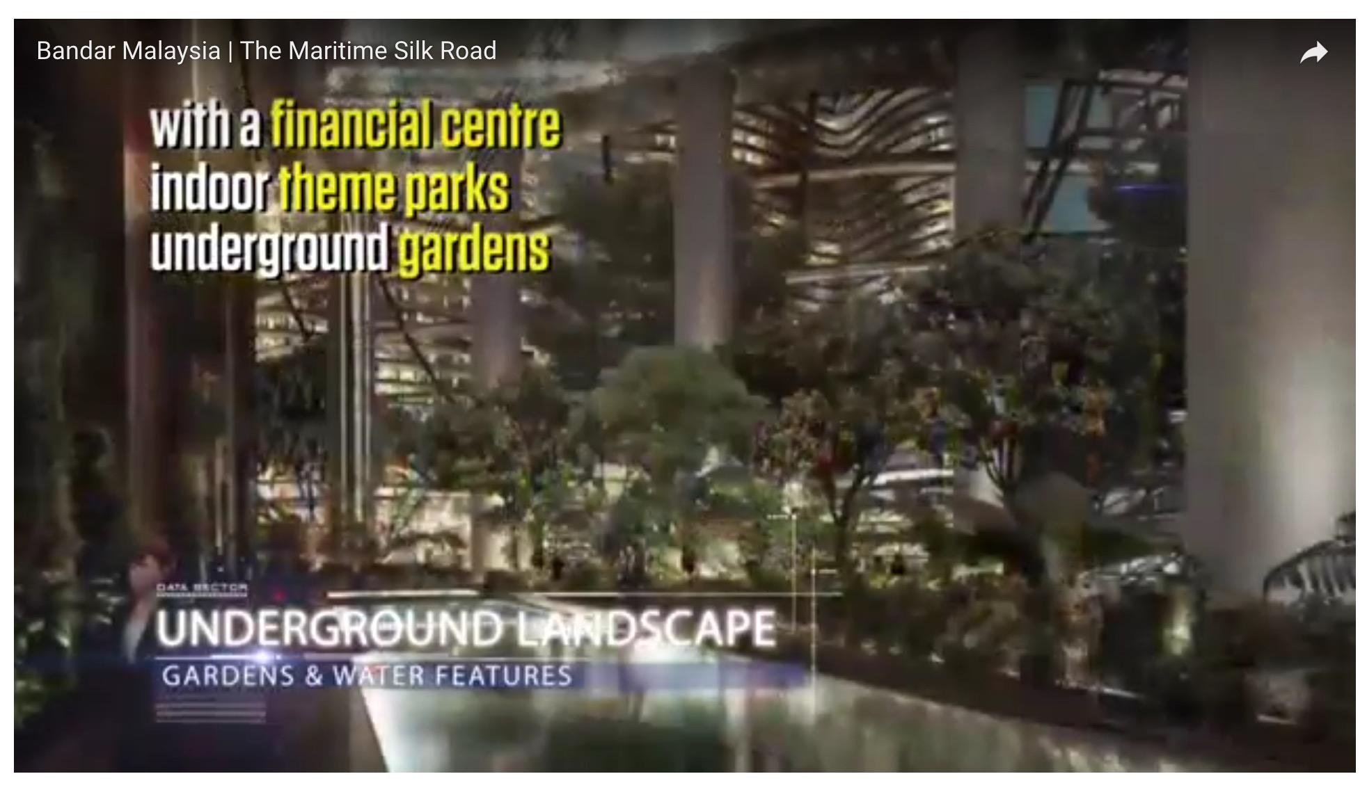 Midfields 2 condo Bandar malaysia KL TERMINAL HIGH SPEED RIAL malaysia china Midfields 2