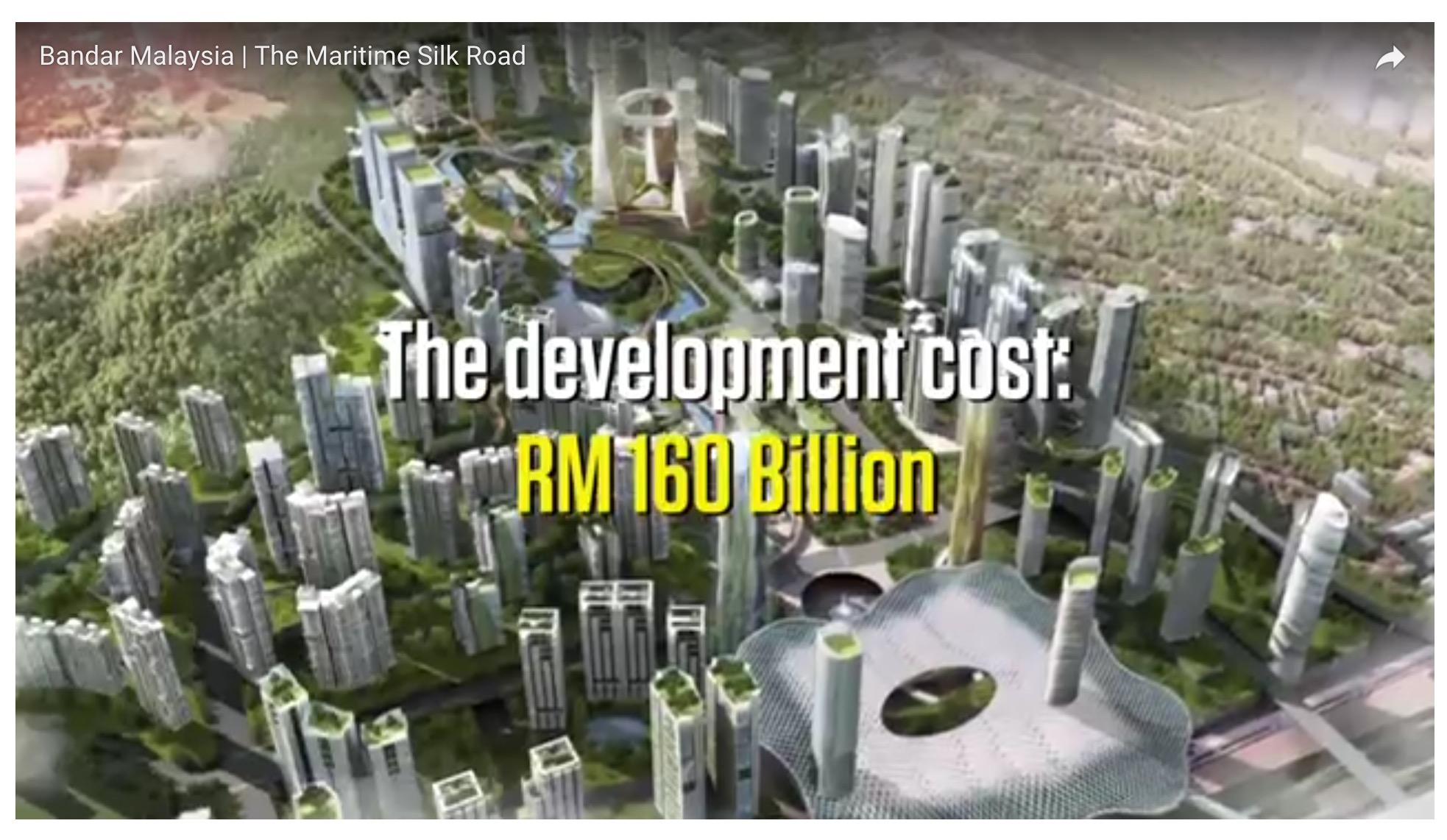Bandar malaysia KL TERMINAL HIGH SPEED RIAL malaysia china Midfields 2