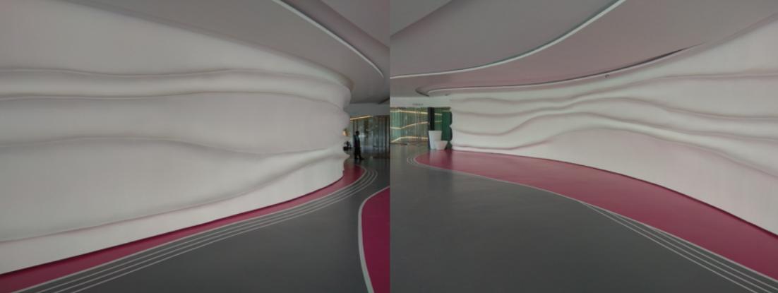 Arte S lobby