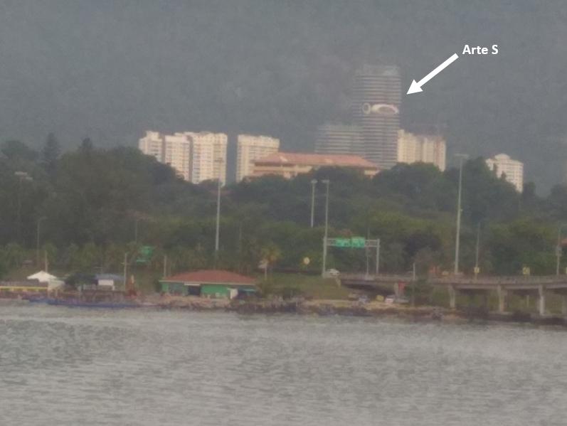Arte S view from Bridge
